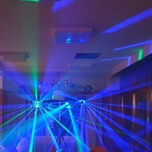 Hochzeitsdj berlin, dj berlin mit Lichttechnik